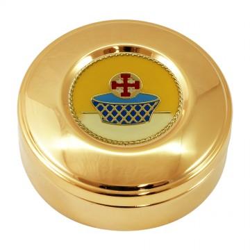 Teca Eucaristica con Placca...
