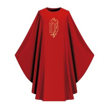 Casula Rossa Ricamo JHS