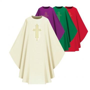 Casula Liturgica con Croce...