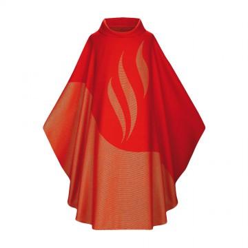 Casula Monastica Rossa
