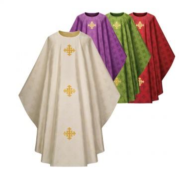 Casula Liturgica con Croci...