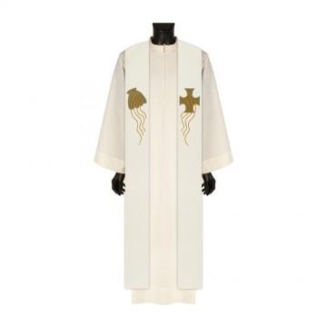 Stola per Sacerdote Ricamata