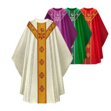 Casula Liturgica in Tessuto...