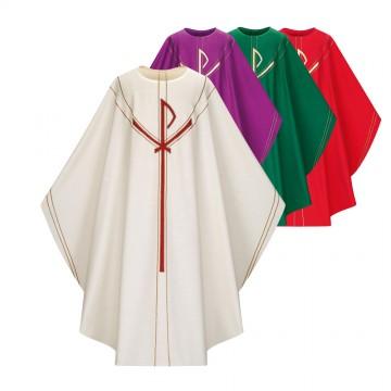 Casula Liturgica Ricamo PX
