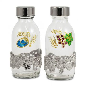 Bottiglie Acqua e Vino...