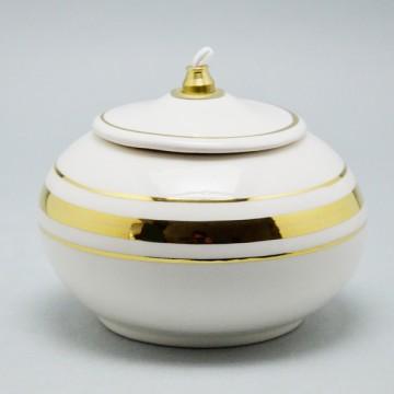 Lucerna Tonda Ceramica