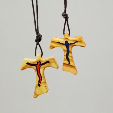 Pendente Croce Stilizzata