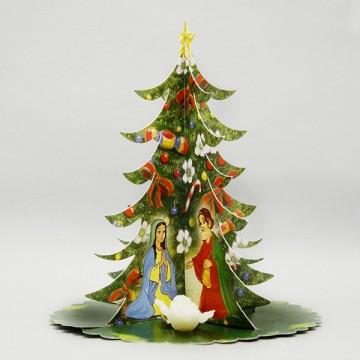 Albero Di Natale 3D in...