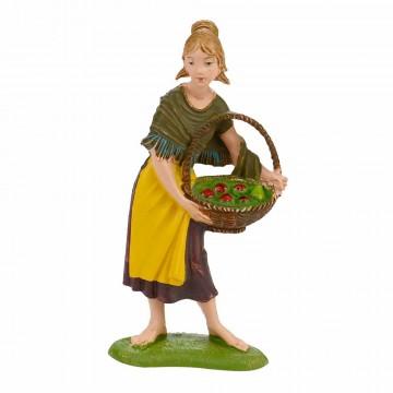 Statua Donna con Cesto...