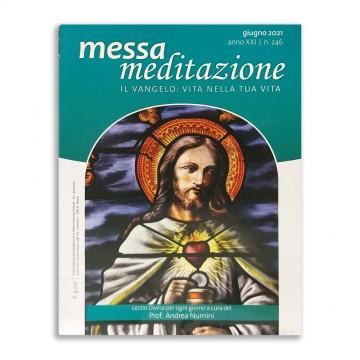 Messa Meditazione Giugno 2021