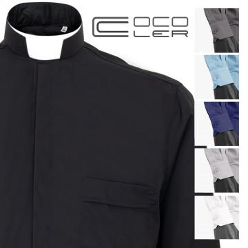 Camicia Collo Romano in...