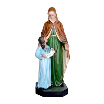 Statua Sant'Anna alta 140...