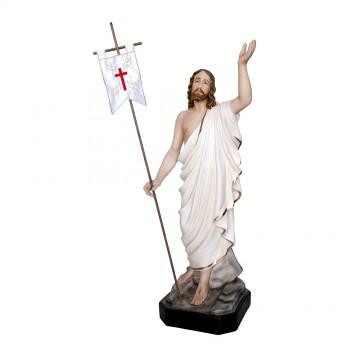 Statua Gesù Risorto alta 85...