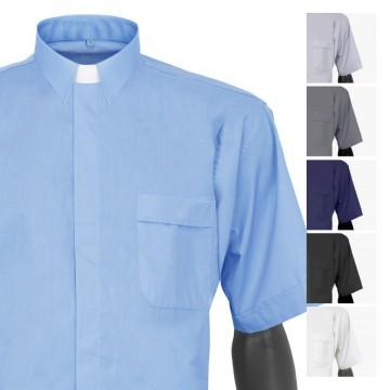 Camicia da Sacerdote Collo...
