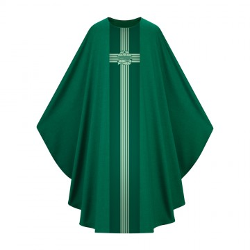 Casula Verde per Sacerdote...