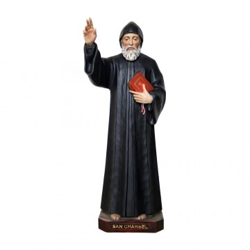 Statua San Charbel in...