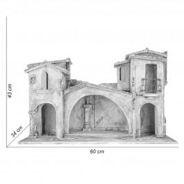 Villaggio Completo per 12 cm