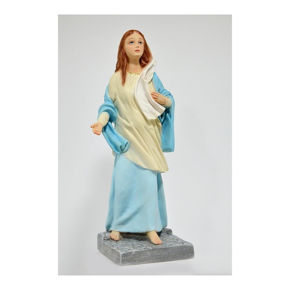 Maria di Nazareth resina cm. 28