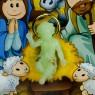 Confezione Cartoncino con Bambino Fluorescente