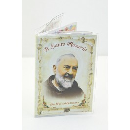 San Pio Libretto del Rosario