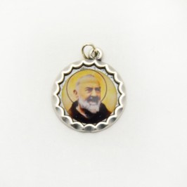 San Pio Medaglia Tonda