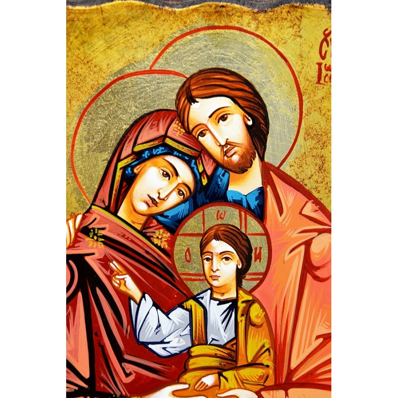 Icona Sacra Famiglia Myriam Arte Sacra