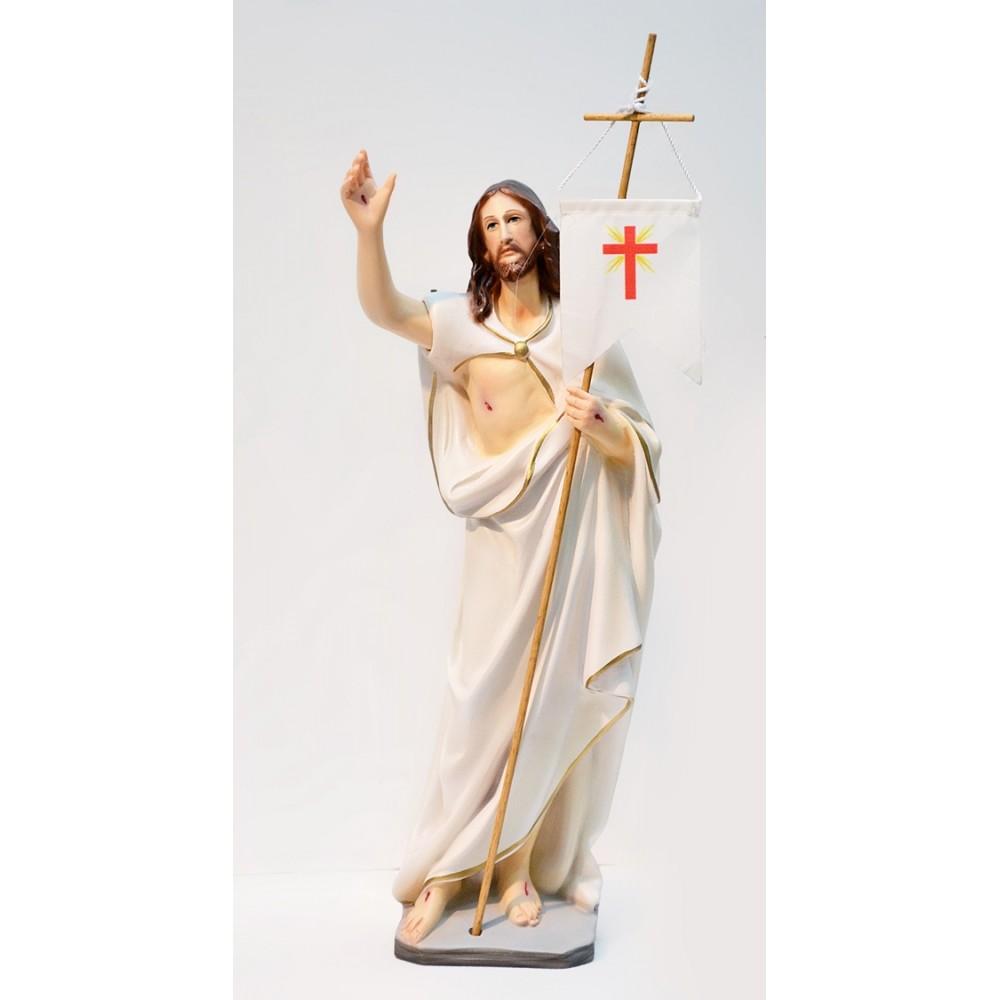 Gesù Risorto resina