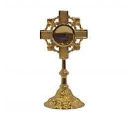 Reliquiario ottone