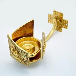 Braccio e Porta Lampada Santissimo