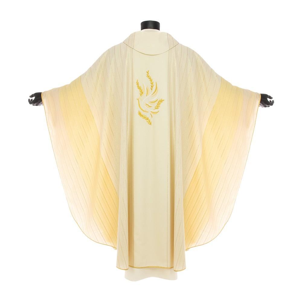 Casula Ricamata Spirito Santo