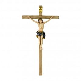 Crocifisso con Cristo in Legno Antico