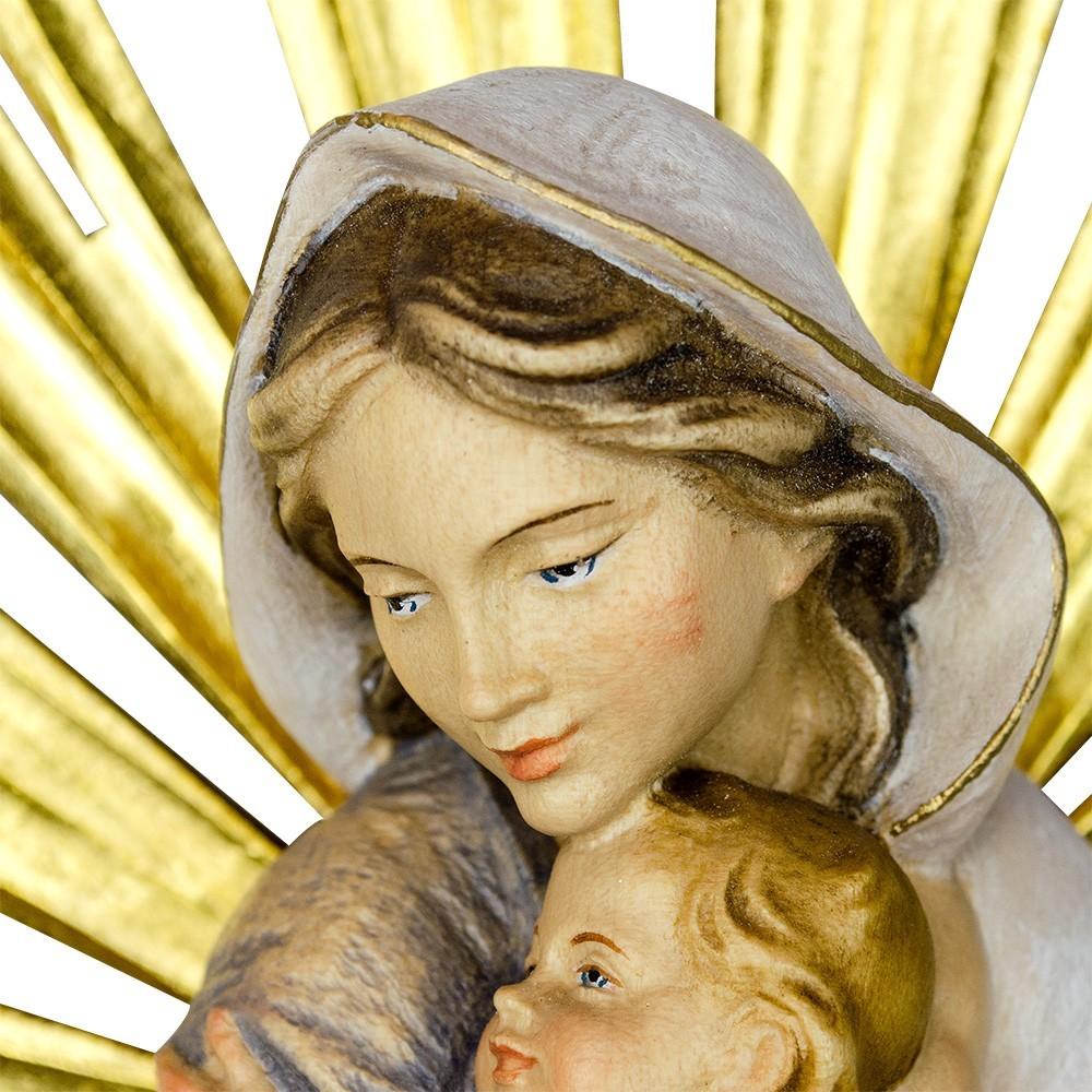 Madonna con Bambino e Raggiera