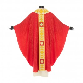 Casula Liturgica con Stolone Ricamato