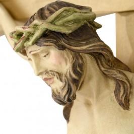 Croce Curva con Cristo Antichizzato