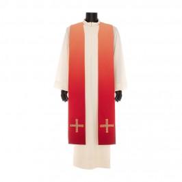 Stola Liturgica Ricamo Croce
