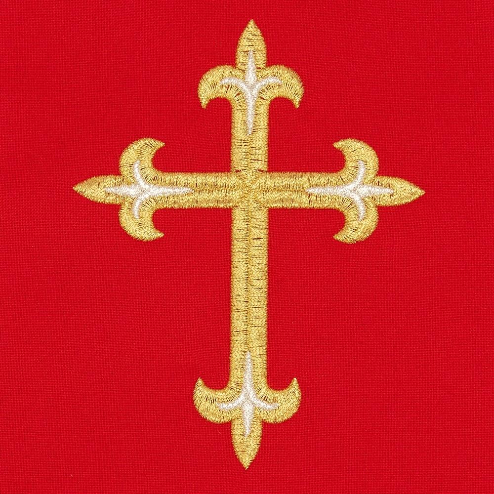 Stola Sacerdote con Croce Ricamata