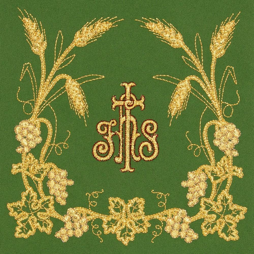 Stola per Sacerdote Ricamo JHS