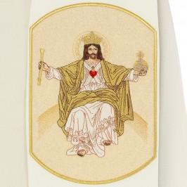 Stola Ricamo Scene della Vita di Gesù
