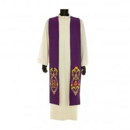Stola Liturgica con Ricami