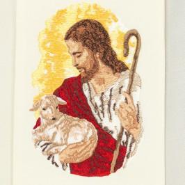 Stola Ricamo Gesù Buon Pastore