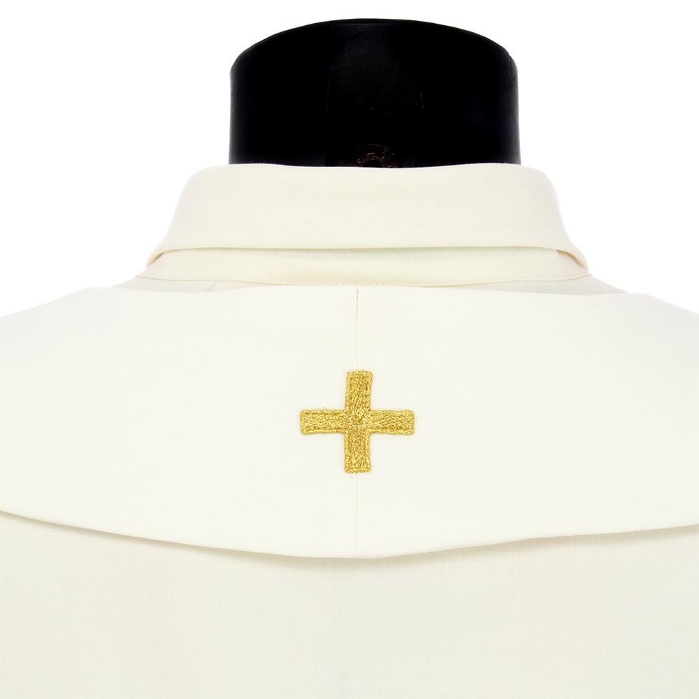 Stola Liturgica con Ricamo Dorato