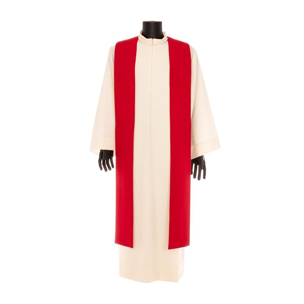 Casula rossa Pentecoste