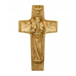 Croce Buon Pastore in Legno
