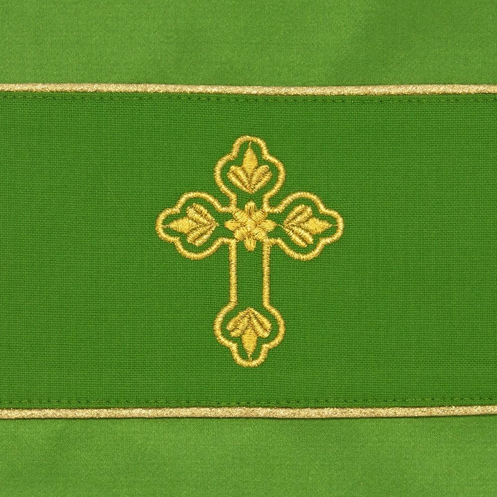 Casula per Sacerdote in Lana e Seta