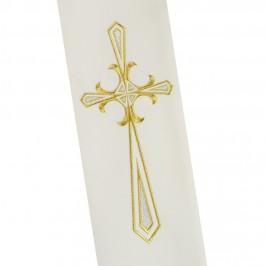 Stola da Diacono con Croce Ricamata
