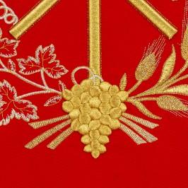 Coprileggio con Decori in Oro