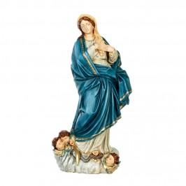 Statua Immacolata del Murillo 43 cm