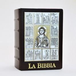 Custodia Bibbia in Cuoio