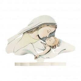 Quadretto legno Maternità