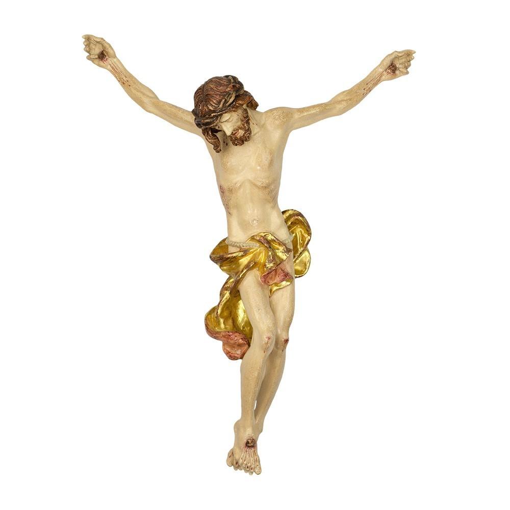Corpo di Cristo Barocco in Legno Antico